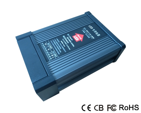12V400W防雨电源